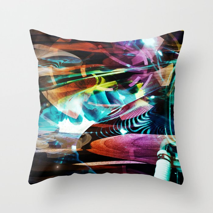 """""""2020: A Space Odyssey"""" Throw Pillow by dreart53 