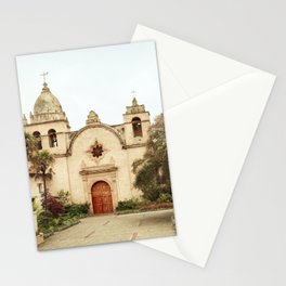 Carmel Mission Stationery Cards