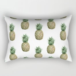 Classic Pineapple Pattern Rectangular Pillow
