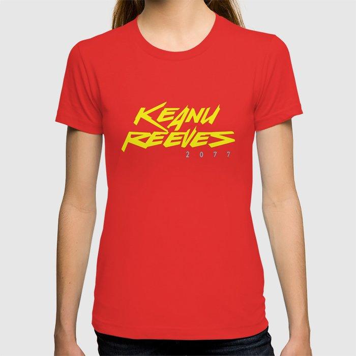 Keanu 2077 T-shirt