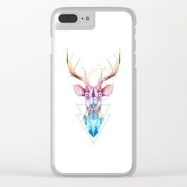 Spirit of the Stag Clear iPhone Case