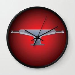 Skate Truck Wall Clock