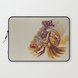 Watch Your Back Laptop Sleeve