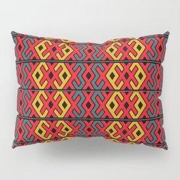 Romanian-Sibiu Zone-Cross stitch pattern 1900 Pillow Sham