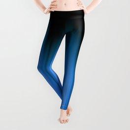WARP SPEED | blue Leggings