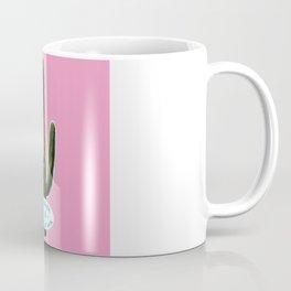 Saguaro National Park--Pink Coffee Mug