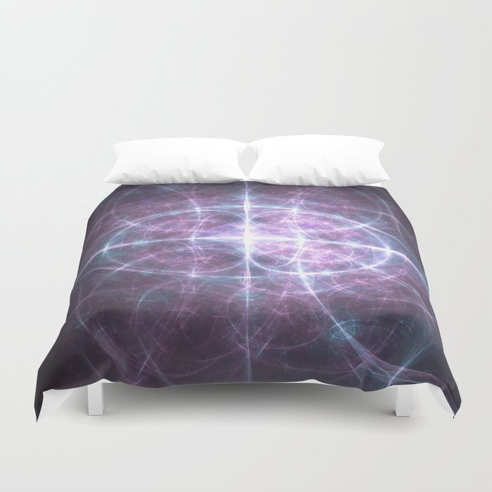 Third Eye of Jupiter [Zeus] [Museum of Mount Olympus] Duvet Cover