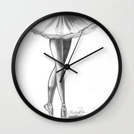 Ballerina - Ashley Rose Wall Clock