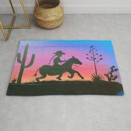 Desert Pony Rug