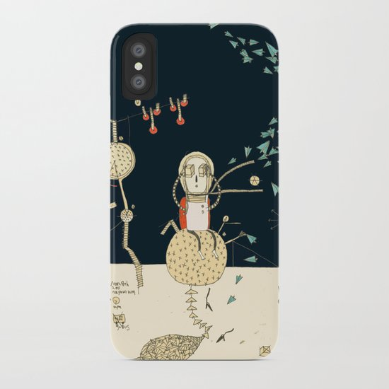 """You will not do incredible things without an incredible dream."" – John Eliot iPhone Case"