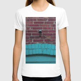 Door of Teal T-shirt