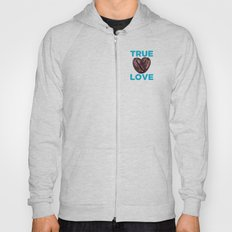 Coffee Is Love - Blue Hoody