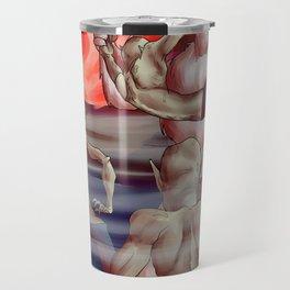 Bad Moon Rising-Blood Moon Travel Mug