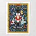 The Nutcracker by vesnaskornsek