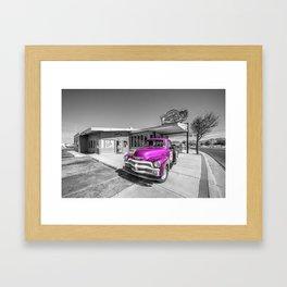 Pink D'z  Framed Art Print