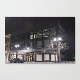 Old and New  Canvas Print