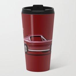 Mustang Fastback. Travel Mug