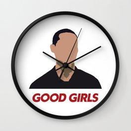 Rio (Good Girls) Wall Clock