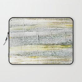 Lotion abstract watercolor Laptop Sleeve