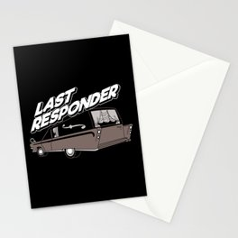 Last Responder | Mortician Stationery Cards