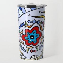 Pop Eye (Red) Travel Mug