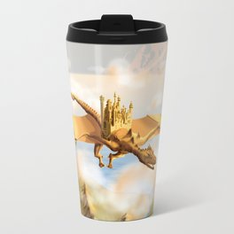 The City Of The Dragon Travel Mug