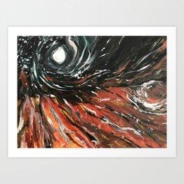 Oakheart Art Print