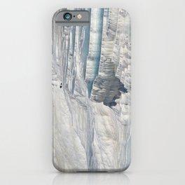 Pamukkale iPhone Case
