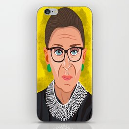 RBG iPhone Skin