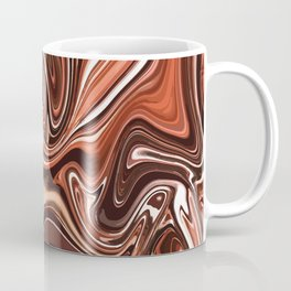 Liquid Golden Marble 011 Coffee Mug