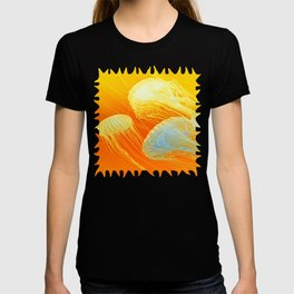 Jellyfish of the Orange Marmalade Hoodie T-shirt