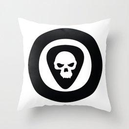 Punk, Rock & Ska Throw Pillow