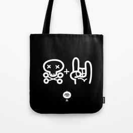 Rock & Roll II Tote Bag