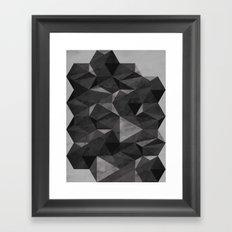 Geo M15 Framed Art Print