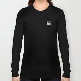 Planet No.4—Ring Long Sleeve T-shirt
