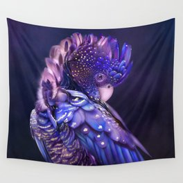 Cockatoo Wall Tapestry
