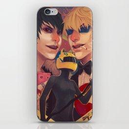 Durarara!! iPhone Skin