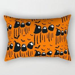 Boo Halloween Rectangular Pillow
