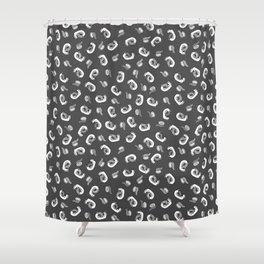 Tape  Shower Curtain