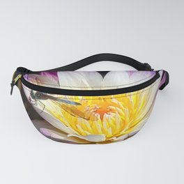 Dragonfly Lily Fanny Pack
