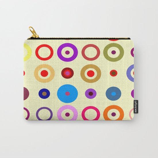 Op Art #7 Carry-All Pouch