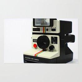 Instant Camera Rug