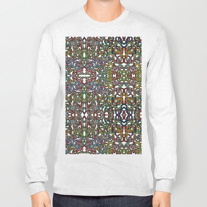 Pattern #11 Long Sleeve T-shirt