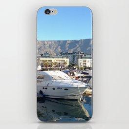 Views In Cape Town iPhone Skin