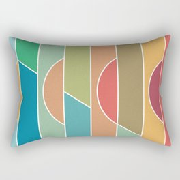 4 Degrees Rectangular Pillow