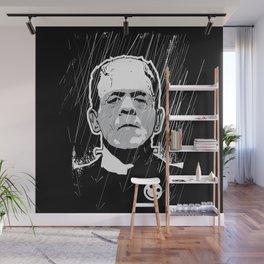 Frankenstein Wall Mural