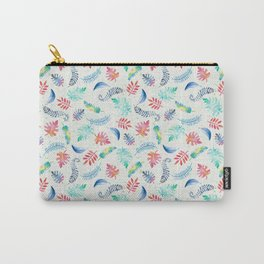 Aloha – Hawaii inspired pattern with a vintage feel Carry-All Pouch