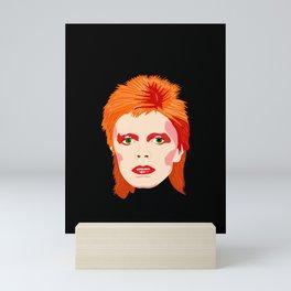 bowie Mini Art Print