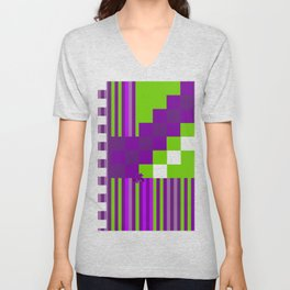 Playing with Colors Unisex V-Neck