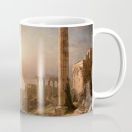 Frederic Edwin Church - Syria by the Sea - Hudson River School Oil Painting Coffee Mug